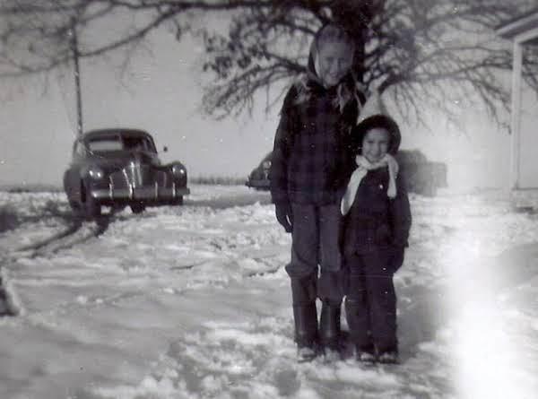 Mama And Ellen 1948-49
