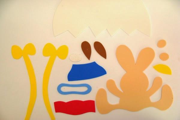 Coelho paraquedas