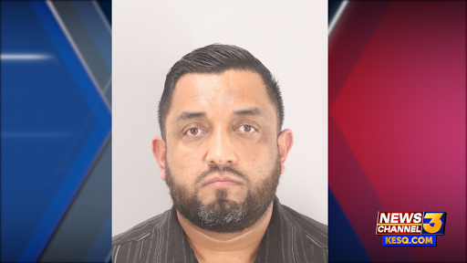 Coachella Valley Unified School District, security director charged with soliciting prostitution
