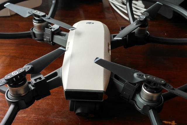 Cerita Tentang Pertama Kali Main Drone
