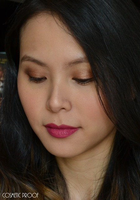 Wet n Wild Mother's Day Makeup Look Review FOTD (13)