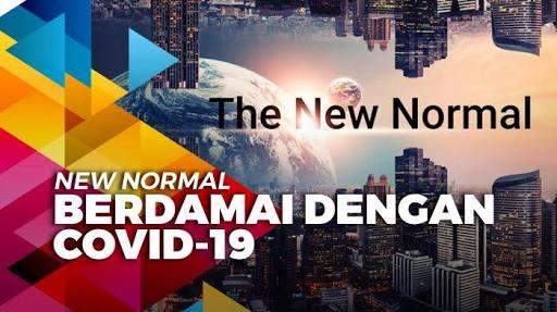 Rl BELUM PENUHI SYARAT NEW NORMAL