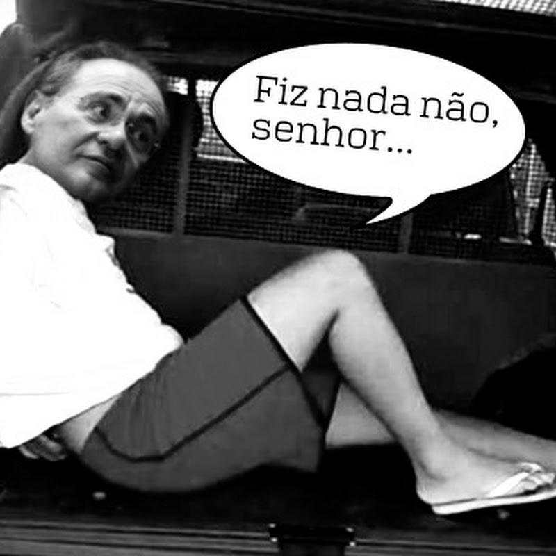 Renan Calheiros comete crime ao descumprir decisão do STF. E abre precedente