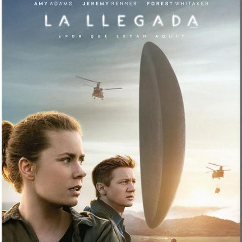 La llegada fecha de estreno argentina poster latino for Chimentos del espectaculo 2016