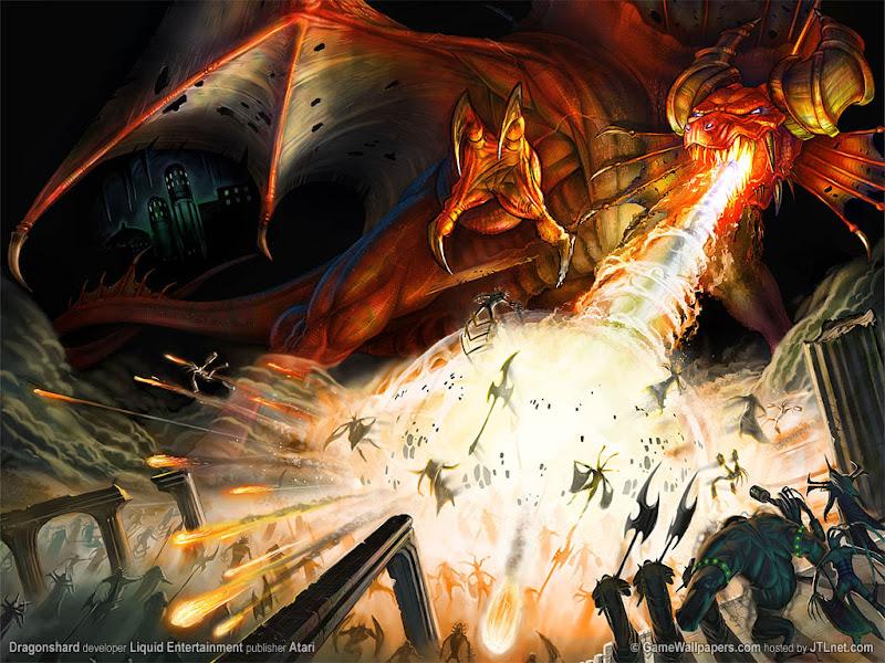 Mine Of Spirit Friend, Dragons 3