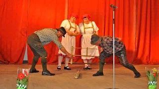 Várda Gyöngyvirág Nyugdíjas Klub - Osztrák tánc video