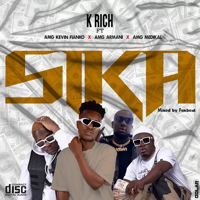 Medikal – Sika ft. Kevin Fianko, K Rich & AMG Armani (Prod. by Foxbeatz)