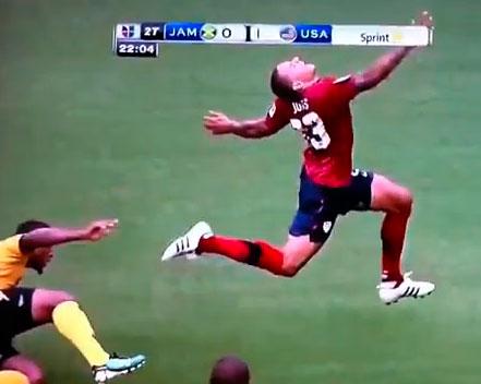 Jones flops.