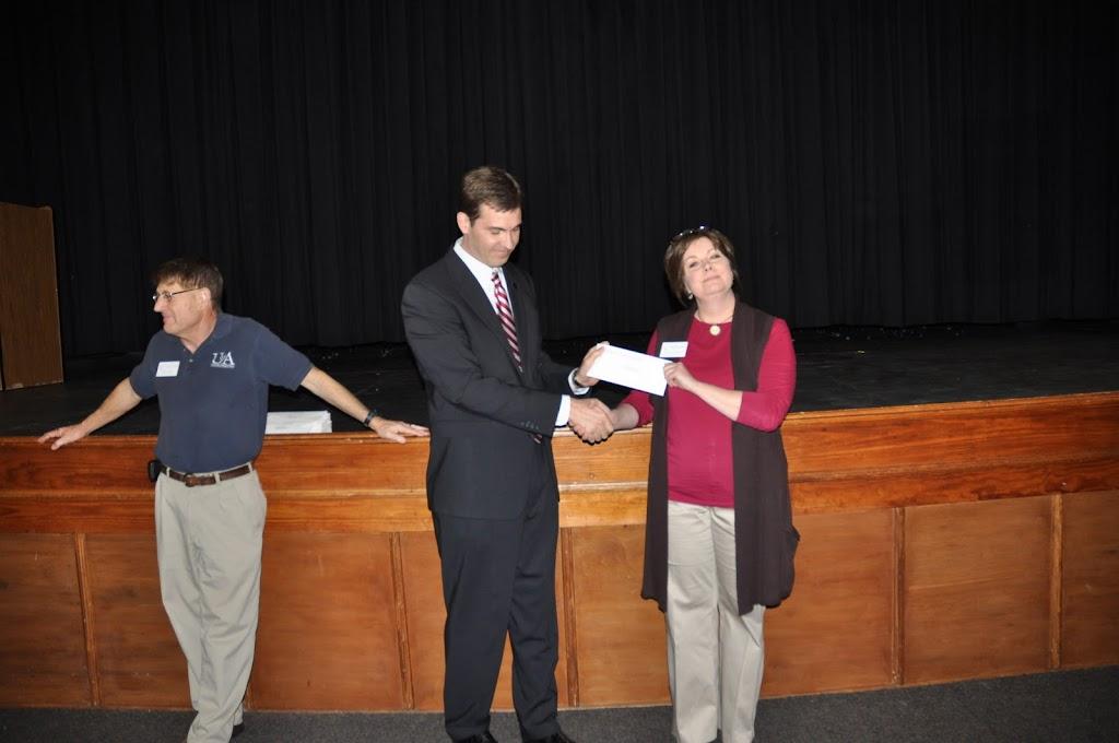 Southwest Arkansas Preparatory Academy Award Letters Hope High School Spring 2012 - DSC_0050.JPG