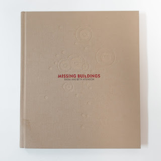 Signed Missing Buildings Thom & Beth Atkinson Book
