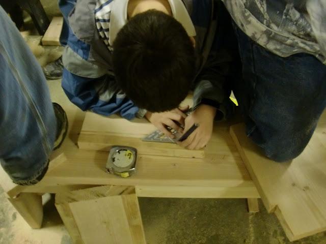 Carpentry Merit Badge Sessions - CIMG1156.JPG