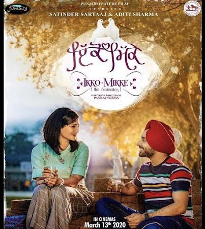 Poster Of Punjabi Movie Sharafat Gayi Tel Lene 2020 Full HD Movie Free Download 720P Watch Online