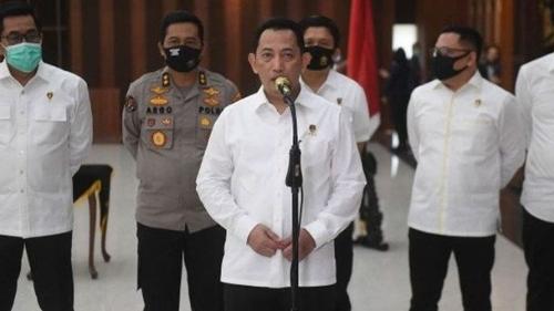 Arteria Dahlan Sebut Penunjukan Komjen Listyo Sigit Rusak Tatanan Polri Salah Kaprah