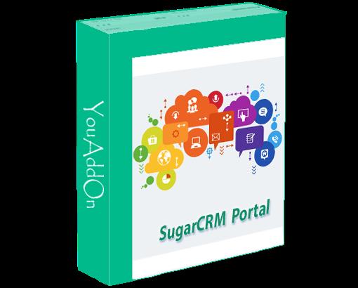 Customer Portal for SugarCRM CE