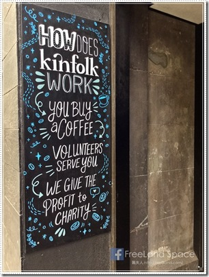 Kinfolk Cafe @ Melbourne CBD
