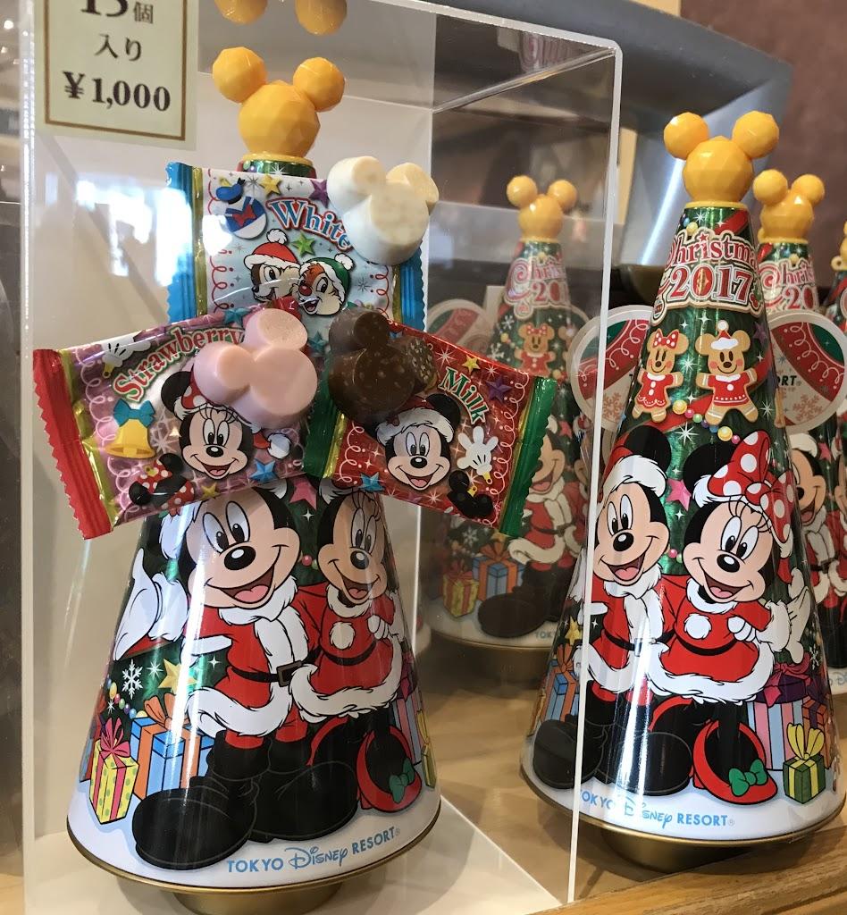 ディズニーランド クリスマスファンタジー2017 人気・おすすめのお土産