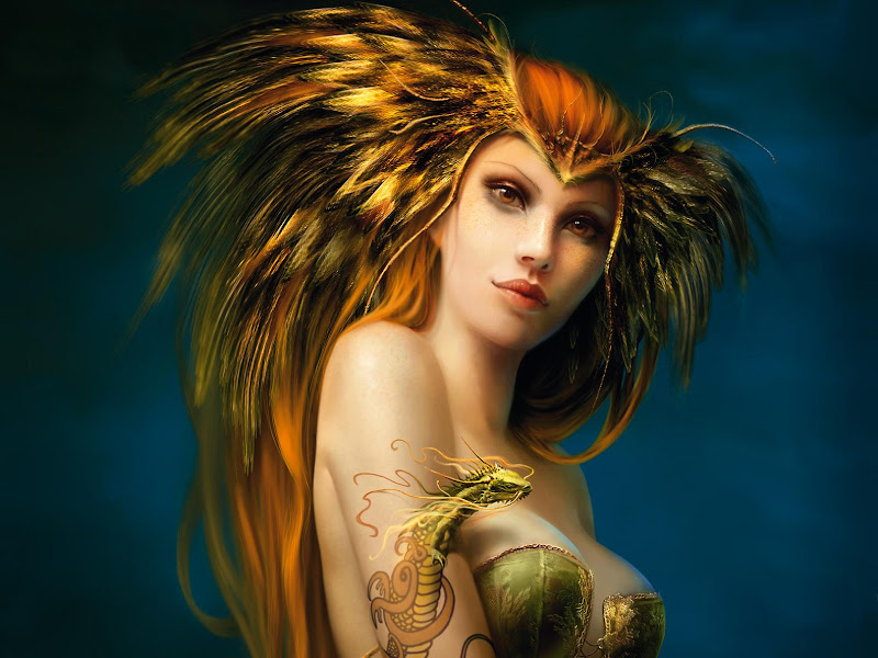 Magic Of Holy Angel, Magic Beauties 4