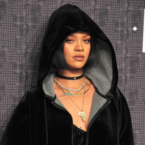 Rihanna presents her FENTY x PUMA Collection at New York Fashion Week