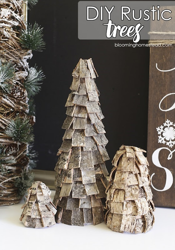 DIY-Rustic-Christmas-Trees