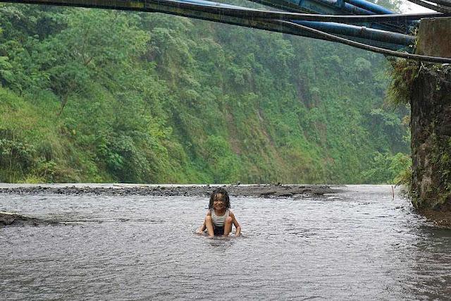 Plunyon Kali Kuning Merapi