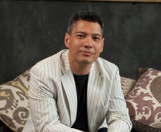 Brian Garrido, genius behind the delectable food site, i8tonite