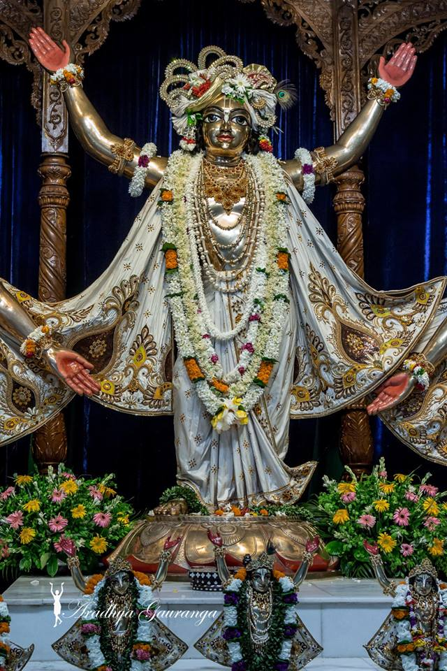 ISKCON Mayapur  Deity Darshan 22 July 2016 (26)