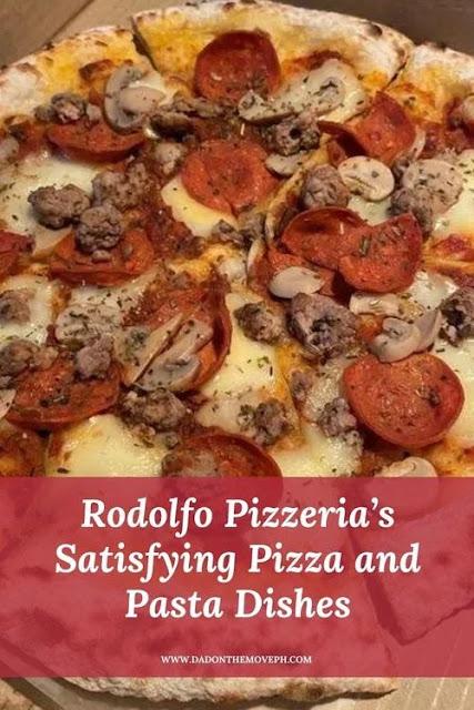 Rodolfo Pizzeria review