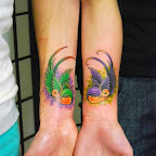Awful Couple Tattoo Ideas Pictures