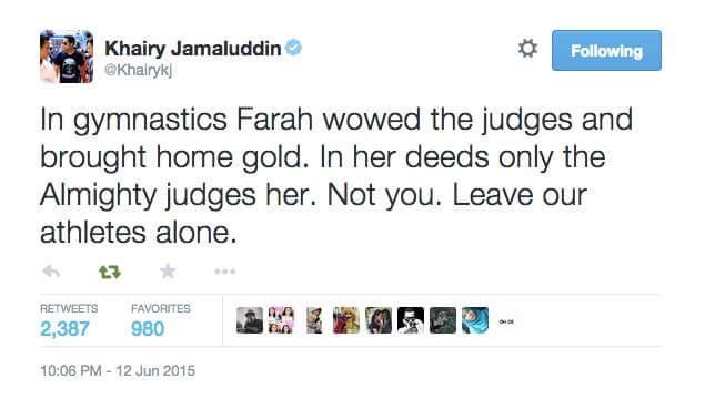 Khairy Bawa Islam Liberal?