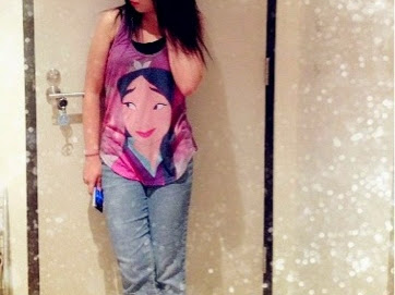 Mulan Tank Top from Hot Topic
