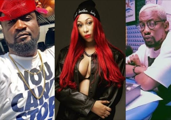 OAP Dotun apologizes on Twitter for his comments to Jude Okoye in reaction to Cynthia Morgan's interview