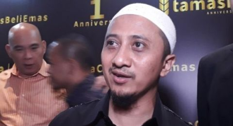 Ustadz Yusuf Mansur Bantah Jilat Jokowi Demi Jabatan: Gak Ada di Kamus Saya!