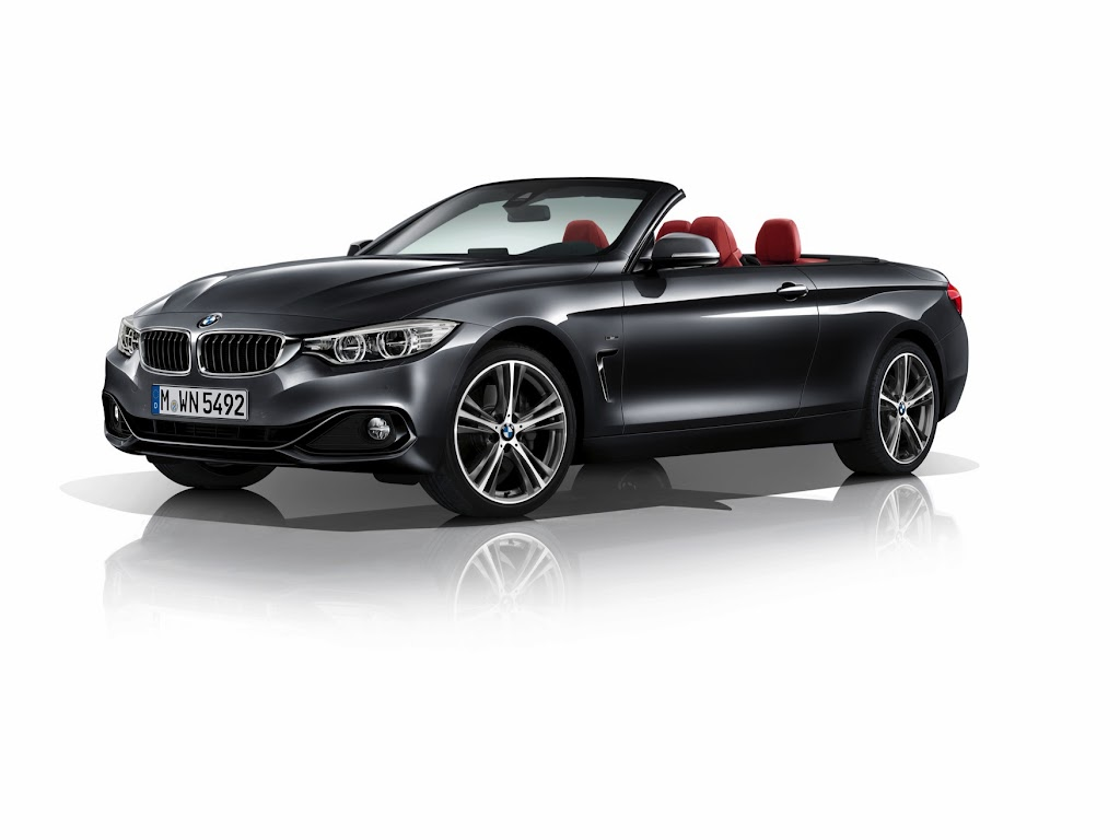 2014 BMW 4 Series Convertible 3542