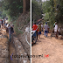 Pembangunan Drainase Desa Buniwangi, Kades : Solusi Agar Jalan Tidak Rusak Akibat Limpahan Air