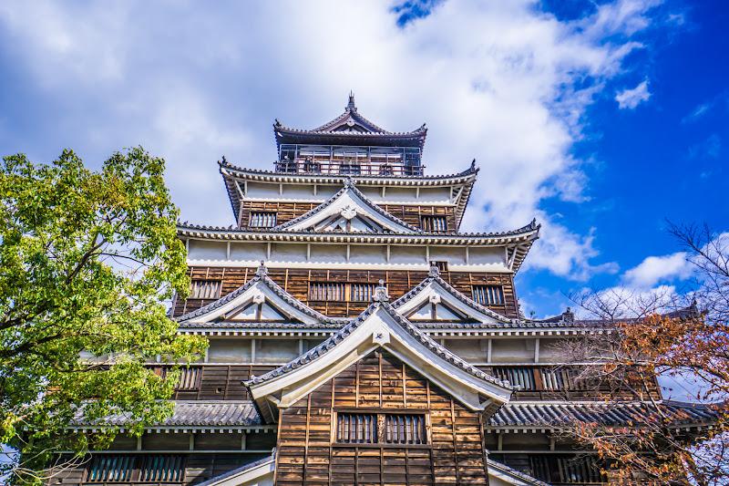 Hiroshima Castle Tower3