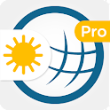 Weather & Radar Pro Ad-Free icon