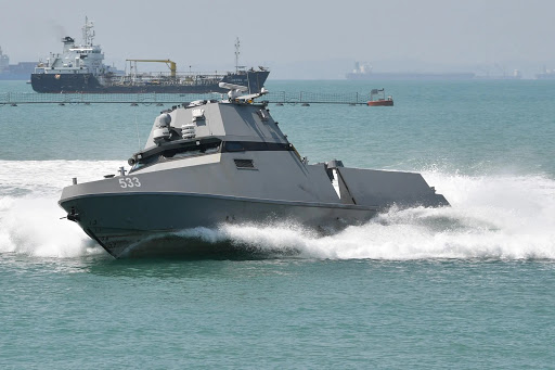 USV MARSEC (Maritime Security)