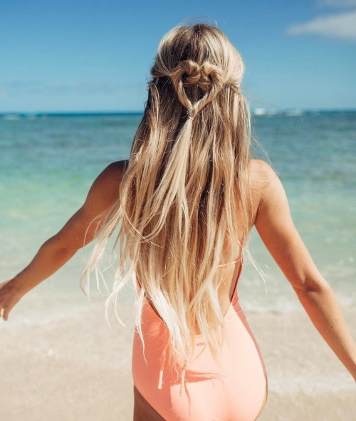 The Trendy Medium Hair For Beach In The World For Current Year 2017 4