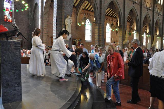 Feestelijke opening van het werkjaar in Hillegom - DSC_0003.jpg