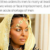 So Eritre orders their men to marry at least two wives or face improsinment and you can't help them...