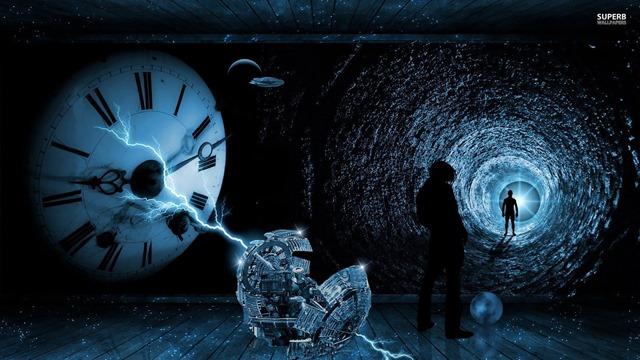 Resultado de imagen de el espacio-tiempo es la única descripción en cuatro dimensiones del Universo