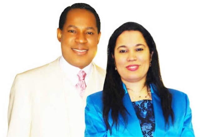 pastor chris oyakhilome and Anita Oyakhilome divorce
