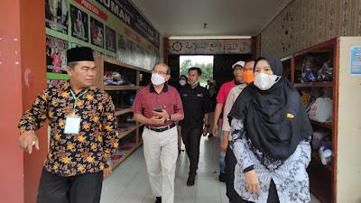 Pengawas BPKH RI Tinjau Pesantren Kauman Muhammadiyah Padang Panjang