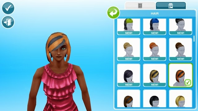 Hairstyles Quest Sims Freeplay : After completing this quest you will unlock the Ghost Hunters quest.