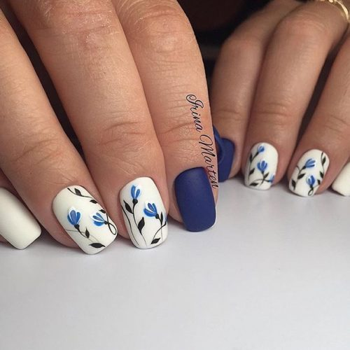 Cute Short Nail Designs Ideas For 2018 2