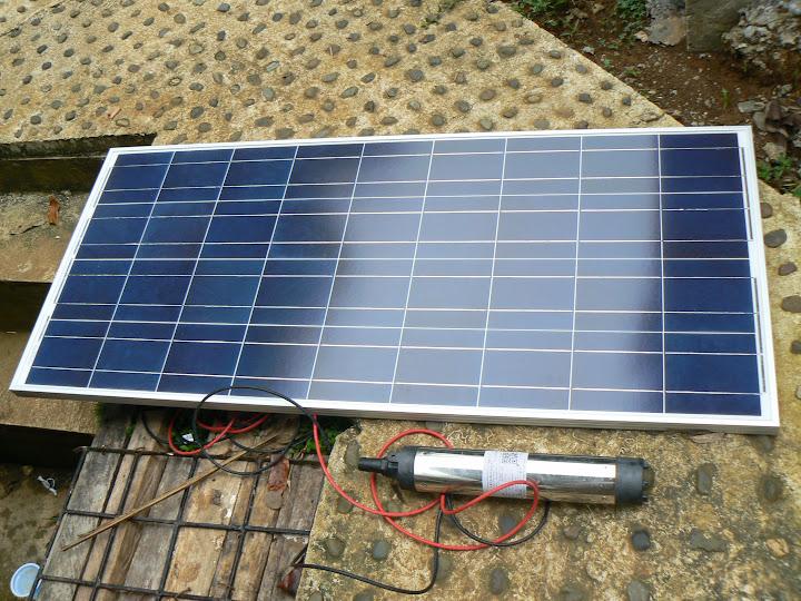 Solar Water Pump 10m