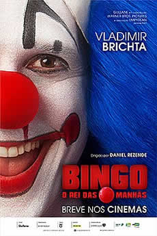 capa Bingo – O Rei das Manhãs
