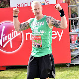 OIC - ENTSIMAGES.COM - Iwan Thomas at the  Virgin Money London Marathon on Blackheath in London, England. 24th April 2016 Photo Mobis Photos/OIC 0203 174 1069