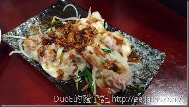 阿珠姐水晶餃麵食館-乾餛飩