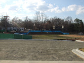 Wide view of church from DSA (looking W)